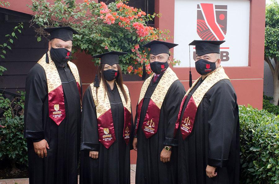 licenciatura en derecho unb